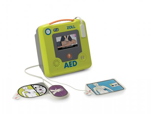 Zoll Fully Automatic AED 3®